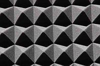 Панель из акустического поролона 50мм ( 1 кв м ), фото 1