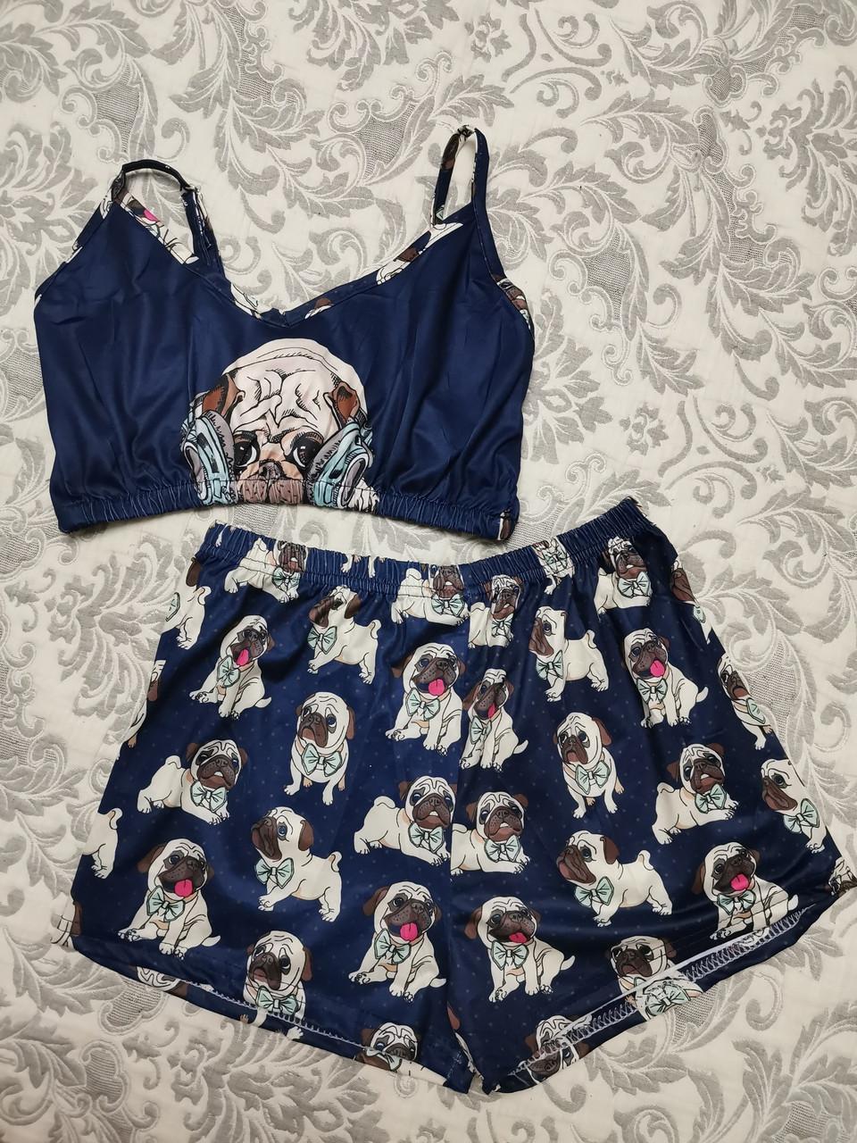 Молодежная пижама 080-1