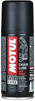 Смазка цепей внедорожных мотоциклов C3 CHAIN LUBE OFF ROAD (100ML) MOTUL 815550 / 106346