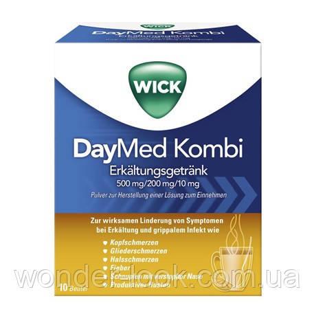 Wick Vicks DayMed Kombi 10 пакетиков Германия