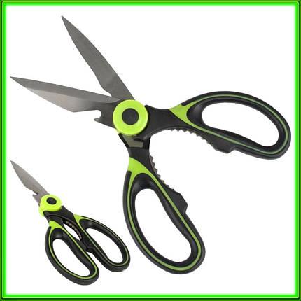 Ножницы кухонные L20,5см лезвие 7,5см, фото 2