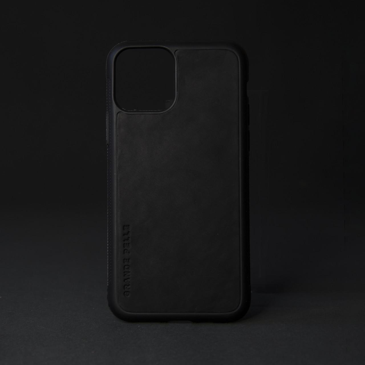 Кейс для IPhone, чорний матовий