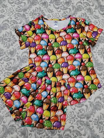 Молодежная пижама 89-3, фото 2