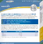 Sanotact Zink+C+D3 витамины Германия, фото 2