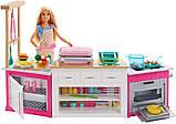 Ляльковий набір Барбі Готуємо разом / Barbie Ultimate Kitchen, фото 9