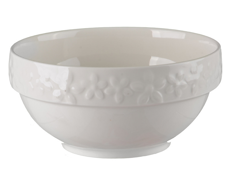 Салатник Диана белый 130мм