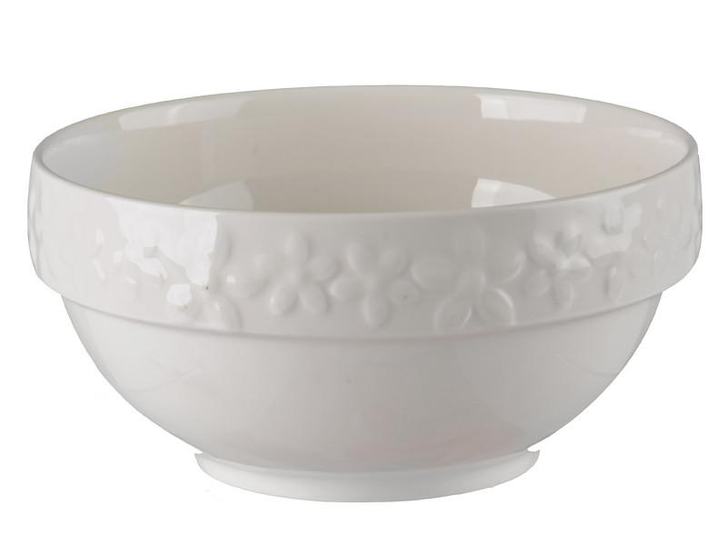 Салатник Діана білий 130мм