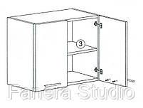 Навесной шкаф шириной 800 мм, фото 2