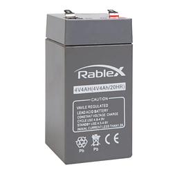 Акумулятор Rablex 4V 4A (20HR)