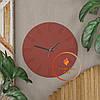 Круглые настенные часы со шкалой циферблата Код: W-1, фото 3
