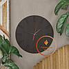 Круглые настенные часы со шкалой циферблата Код: W-1, фото 10
