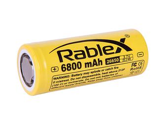Аккумулятор Rablex 26650 6800mAh Li-ION 3.7V