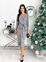 Платье женское люрекс новогоднее 42-44,46-48