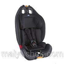 Детское автокресло Chicco GRO-UP 1/2/3 2019 Jet Black 79583.51