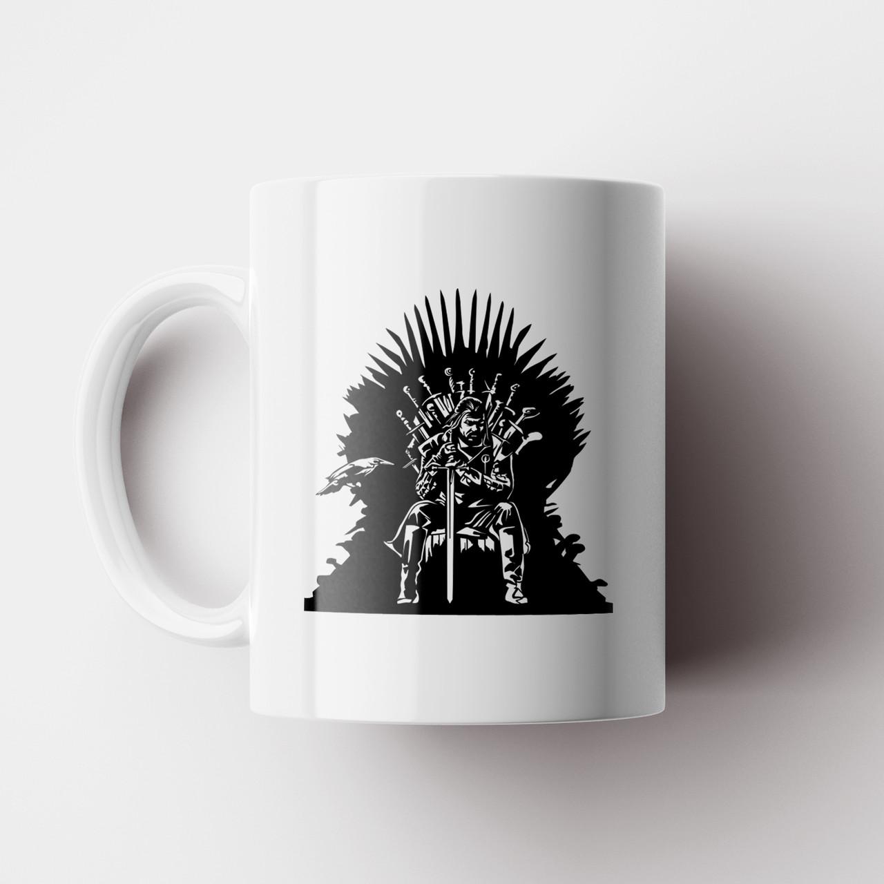 Кружка Игра престолов. Game of Thrones. Чашка с принтом. Чашка с фото