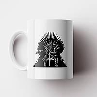 Кружка Игра престолов. Game of Thrones. Чашка с принтом. Чашка с фото, фото 1