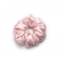 Резинка для волос из натурального шелка MON MOU ( розовый )