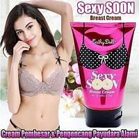 Подтягивающий Крем для Супер сексуальной груди Sexy Soon Breast Cream 75г Тайвань