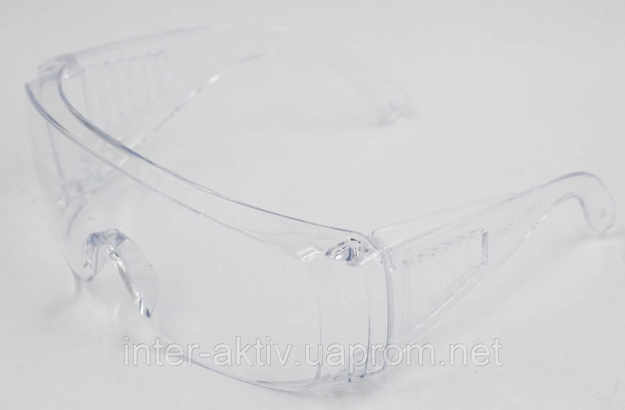 Окуляри захисні прозорі Kamberg