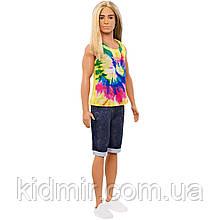 Лялька Барбі Кен Гра з модою 138 Barbie Fashionistas Ken GHW66