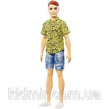 Лялька Барбі Кен Гра з модою 139 Barbie Fashionistas Ken GHW67
