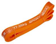 Эспандер-петля, резина для фитнеса и спорта SportVida Power Band 28 мм 17-26 кг SV-HK0191 SKL41-227096