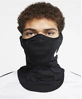 Шарф бафф Nike Strike Winter Warrior Snood BQ5832-013 (черный)