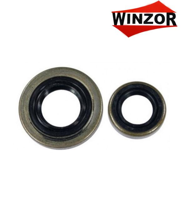 Сальники Winzor для Stihl MS 240, 260 (2шт.)