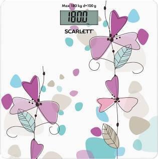 Ваги підлогові Scarlett SC-BS33E045