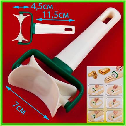 Ролик кулинарный для вареников L 16,5 см D 7 см, фото 2