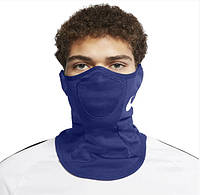Шарф бафф Nike Strike Winter Warrior Snood BQ5832-455 (синий)