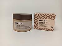 Mizon Barrier Oil Cream Moisturizing Radiance Glow Skin Защитный крем для лица