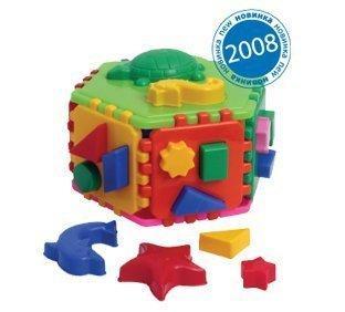 """Іграшка куб """"Розумний малюк Гіппо ТехноК"""" 2445"""