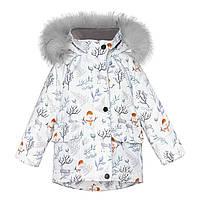Куртка-Парку зимова Сніговик ДоРечі