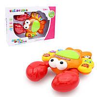 """Музыкальная игрушка """"Краб"""" SPA796088M-W"""
