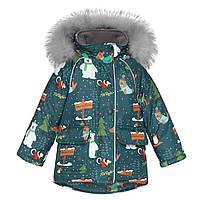 Куртка-Парка зимова Північний полюс ДоРечі, фото 1