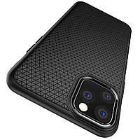 Ударопрочный чехол Spigen Liquid Air для iPhone 11 Pro