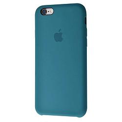 Чехол Silicone Case (Premium) для iPhone 6 / 6s  Alaskan Blue