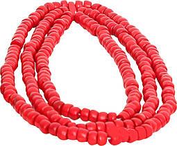 """Ожерелье """"Тройная рубка"""" (25 см) Д373ур"""