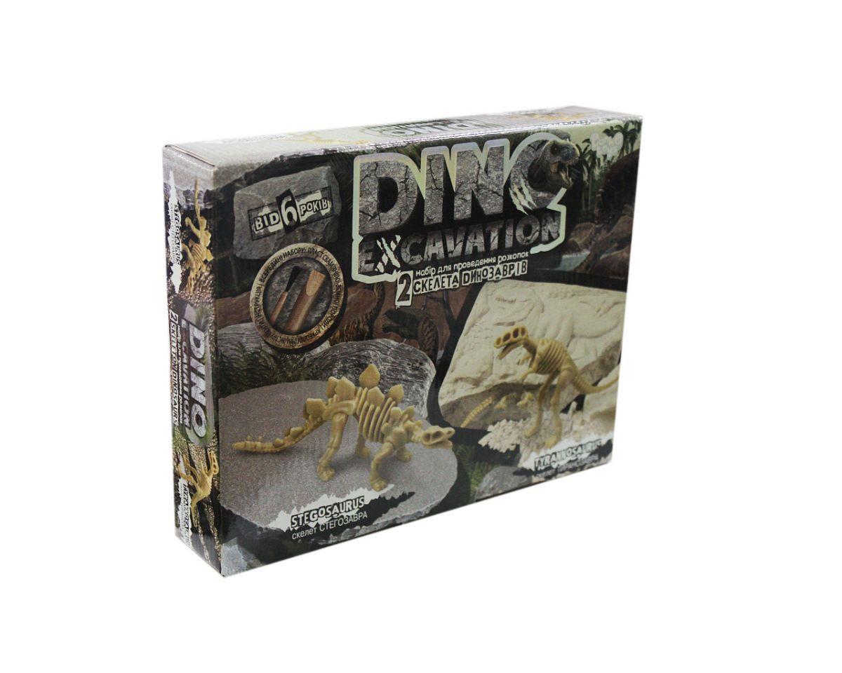"""Набор для проведения раскопок """"DINO EXCAVATION"""" DEX-01-06"""