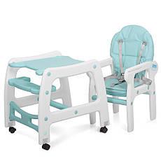 Детский стульчик-трансформер M 1563-12-1, фото 3