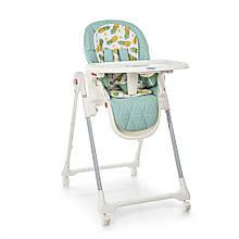 Дитячий стільчик ME 1037 CRYSTAL Pineapple Mint