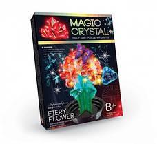 """Набор для проведения опытов """"MAGIC CRYSTAL"""" Огненный цветок ОМС-01-08"""
