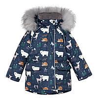 Куртка-Парку зимова Арктика ДоРечі