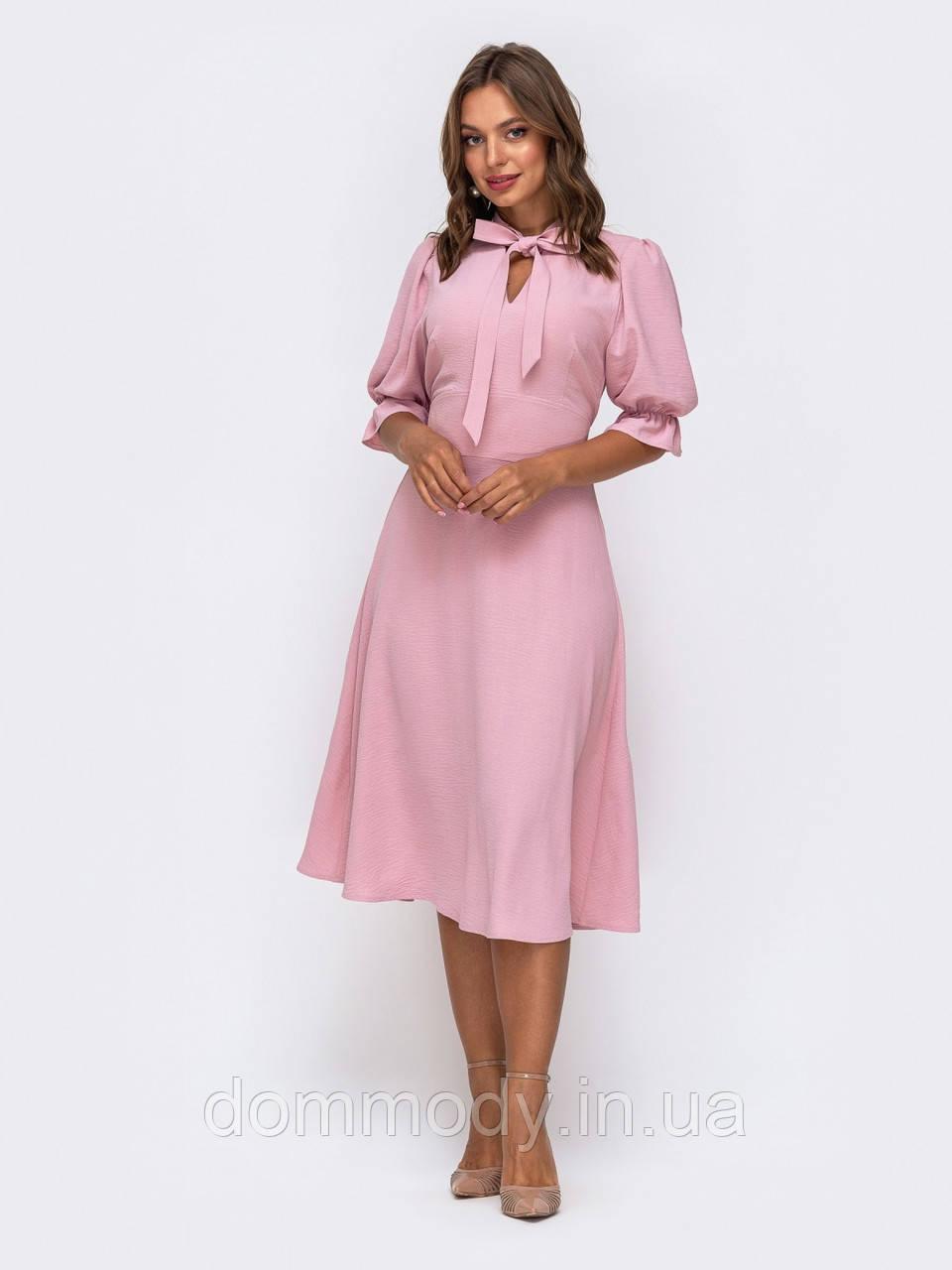 Платье женское Victoria pink