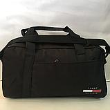 Спортивные сумки Adidas (ЧЕРНЫЙ)20х26х48см, фото 2