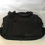 Спортивные сумки Adidas (ЧЕРНЫЙ)20х26х48см, фото 3