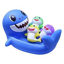 """Игрушки для ванной """"Акулы"""" OSB9279"""