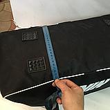 Спортивные сумки NIKE (ЧЕРНЫЙ)27*55см, фото 2