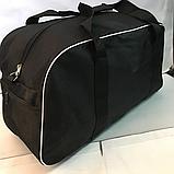 Спортивные сумки NIKE (ЧЕРНЫЙ)27*55см, фото 3